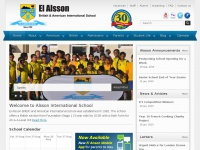 Home | El Alsson British & American International Schools