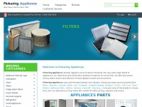 pickeringappliances.ca Thumbnail