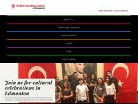 Turkishcanadiansociety.ca