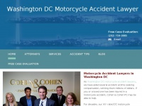 motorcycleaccidentlawyer-dc.com