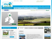 stayinscotlandlodges.co.uk