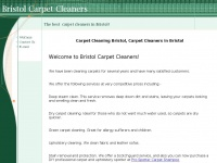 Bristolcarpetcleaners.co.uk