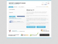 reportcommentbank.co.uk