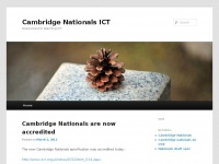 cambridgenationalsict.co.uk Thumbnail
