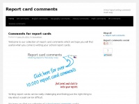 reportcardcomments.ca
