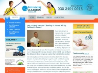 cleaningservicesforesthill.co.uk
