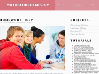 mathsforchemistry.info