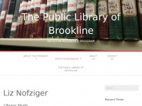 brooklinepubliclibraryair.org