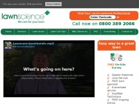 lawnscience.co.uk