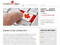 canadaexpressentry.org Thumbnail