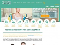 cleanerscleaning.org.uk