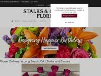 stalksandbloomsflorist.com