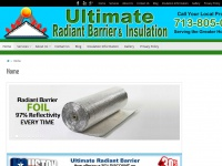 ultimateradiantbarrier.com