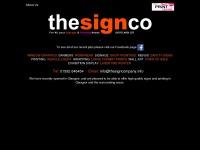 Thesignco.co