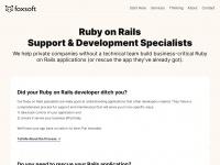 foxsoft.co.uk