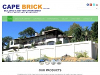capebrick.co.za Thumbnail