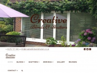 creativeblindsandshutters.co.uk