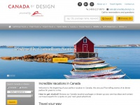 canadabydesign.ca Thumbnail