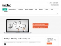 infotectraining.com