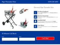 pipethreaderhire.co.uk