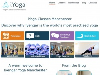 Iyengaryogamanchester.co.uk