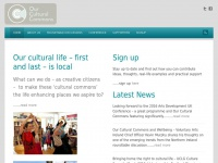 Ourculturalcommons.org