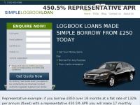 simplelogbookloan.co.uk
