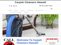carpetcleanershawaii.com