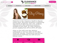 clearancehealthandbeauty.co.nz