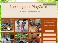 morningsideplaycare.com