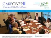 caregiverucentx.org Thumbnail