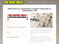 edmcarpetcleaning.ca Thumbnail