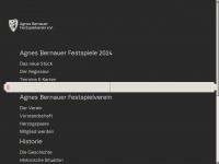agnes-bernauer-festspiele.de Thumbnail