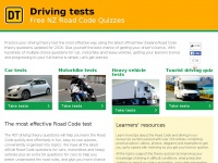 Drivingtests.co.nz