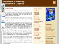distancelearningeducationdegree.com