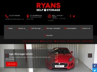 ryansselfstorage.co.uk