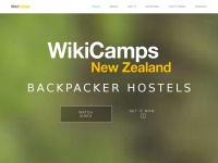 wikicamps.co.nz