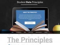 studentdataprinciples.org Thumbnail
