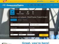 corporateflights.com