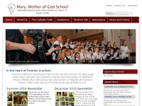 Marymotherofgodschool.org
