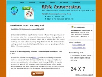 edbtopst.edbconversion.net Thumbnail