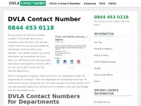 dvla-contact-number.co.uk