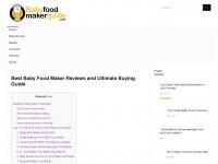 babyfoodmakerguide.com