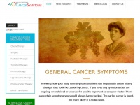 cancersymptoms.eu Thumbnail