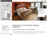 parkhotel-stuttgart.de