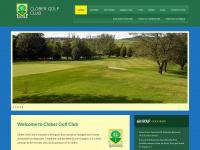 Clobergolfclub.co.uk