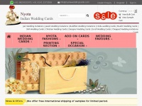 nyotaweddingcards.com