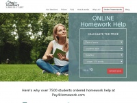 pay4homework.com