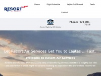 resortairservices.net