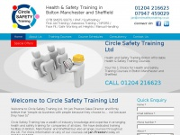 circlesafetytraining.co.uk Thumbnail